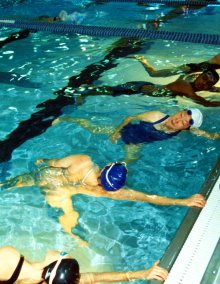 Adult Swimming Lesson Malaysia